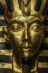 Pharaoh Death Mask