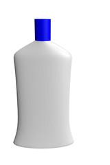 Plastic tube with rotation lock