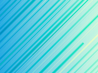 Diagonal blue line abstract background