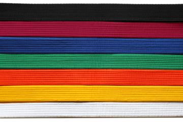 Taekwondo Belts