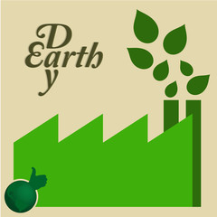Earth Day, industry friendly to the environment