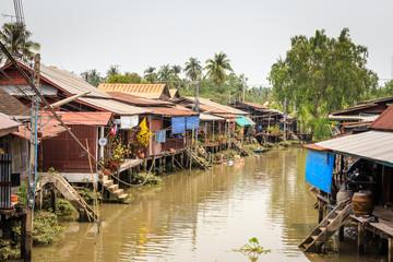 Amphawa Village