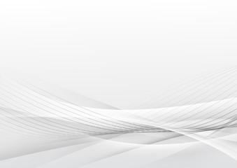 Swoosh futuristic soft line modern layout background