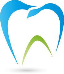 Zahn, tooth, Zahnmedizin, Logo für Zahnarzt
