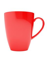 Red Mug.