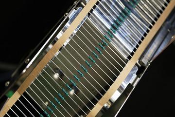 resistors on tape