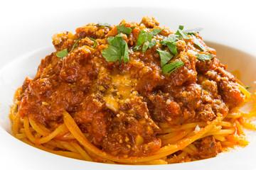 スパゲッティ ミートソース  Meat sauce spaghetti pasta