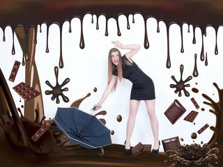 Chocolate invasion