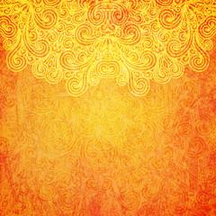Indian pattern, vector illustration