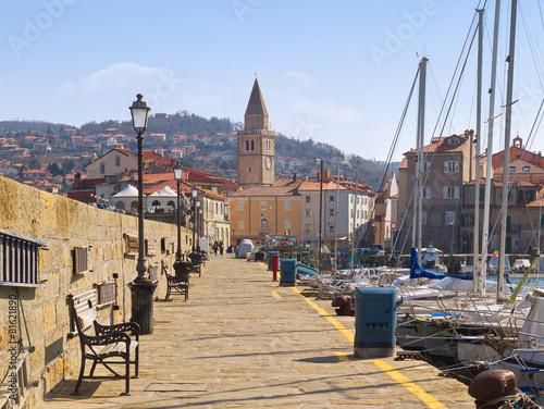 Mole Muggia / Friaul / Italien - 81621890
