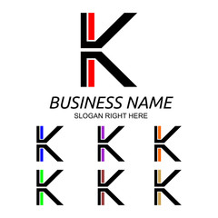 Letter K Logo v.2
