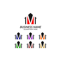 M House Logo
