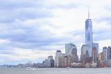 Fototapety Skyline of lower Manhattan of New York