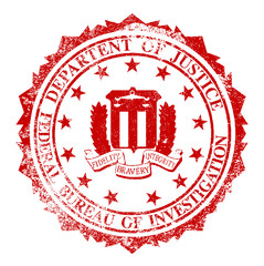 FBI Rubber Stamp