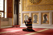 children praying in the mosque - 81625626