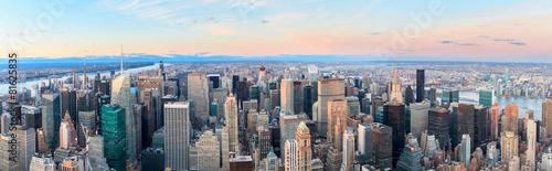 panorame-nowego-jorku-z-miejskich-drapaczy-chmur-o-zachodzie-slonca