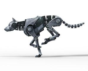 Running Wolf Robot