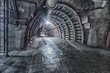Underground Tunnel in the Mine, HDR - 81626816