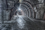 Underground Tunnel in the Mine, HDR - 81626816