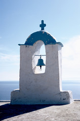 Steeple at Andros