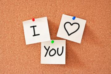 memo: I love You