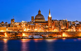 Valetta by night, Malta - 81630259