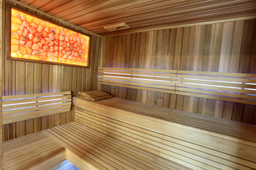 Sauna fińska.