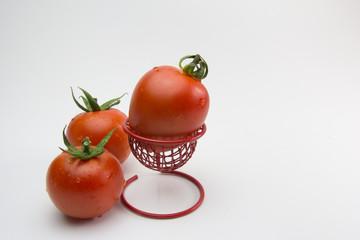 Tomates aislados 5