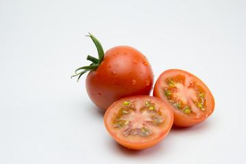 Tomates aislados 1