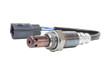 the oxygen sensor on a white background for a car - 81633851