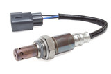 the oxygen sensor on a white background for a car