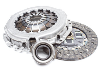 replacement clutch kit on a white background