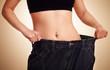 Hose ist zu weit nach einer Diät