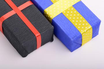 gift box set, holiday concept
