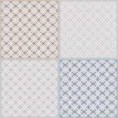 Seamless geometric pattern - illustration