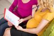 Preparing layette list during pregnancy
