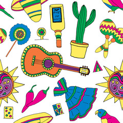 Fiesta elements