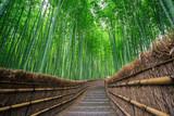 Fototapety 化野念仏寺の竹林