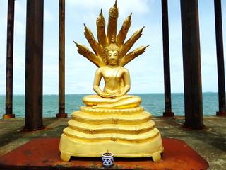 Abandon Buddhist temple