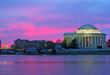 US Capitol and Thomas Jefferson Memorial  in US capital. - 81644602