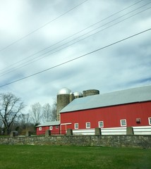 The Biggest Red Barn