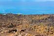 chaos minéral, route du Grand Brûlé, île de la Réunion