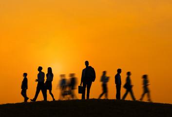 Business Collaboration Colleague Occupation Partnership Concept