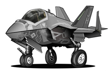 US Navy F-35C Lignting II Joint Strike Fighter