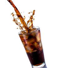 "Постер, картина, фотообои ""Cola with ice"""
