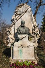 Franz von Suppe  - Grab auf dem Zentralfriedhof | Wien