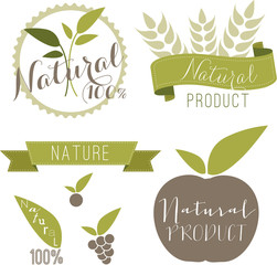 Natural Food 100%