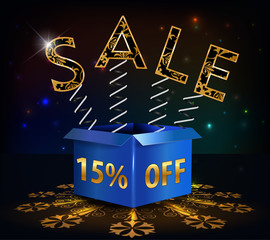 15% off, 15 sale discount hot sale with special offer