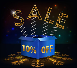 10% off, 10 sale discount hot sale with special offer