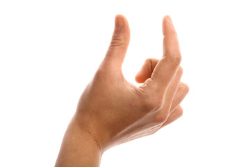 Finger measurement